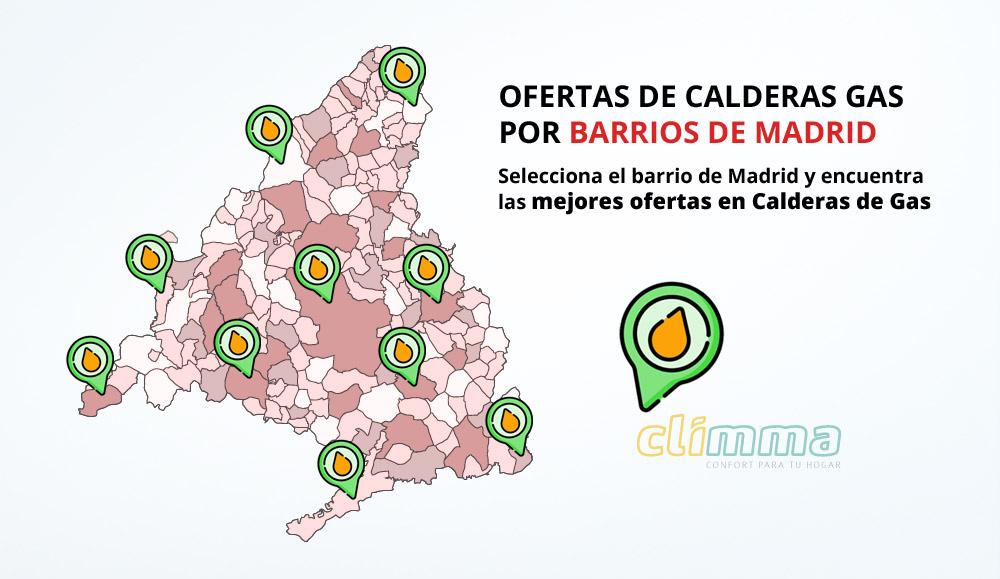 Caleras Madrid