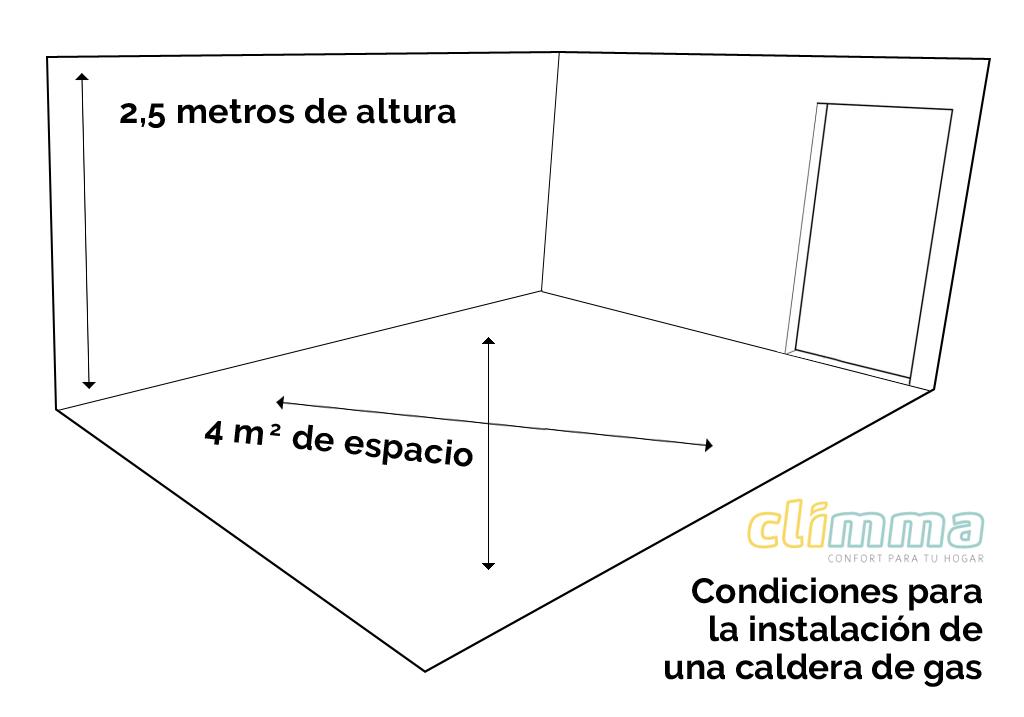 Requisitos para la Instalación de Calderas