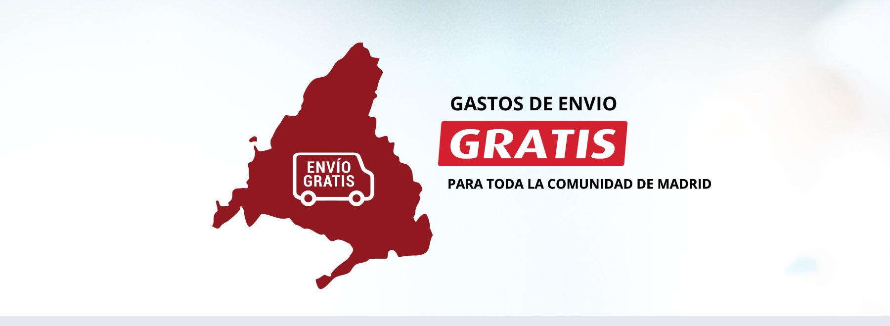 Envío GRATIS Aire Acondicionado Madrid