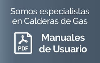 Manual de usuario Calderas