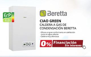 Caldera Beretta CIAO GREEN