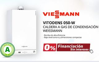 Caldera Viessmann Vitodens 050-W