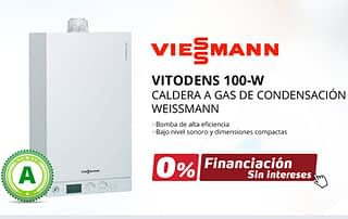 Caldera VIESSMANN VITODENS 100-W