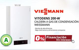 Caldera VIESSMANN VITODENS 200-W
