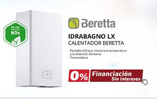 Caldera Beretta IDRABANGO LX