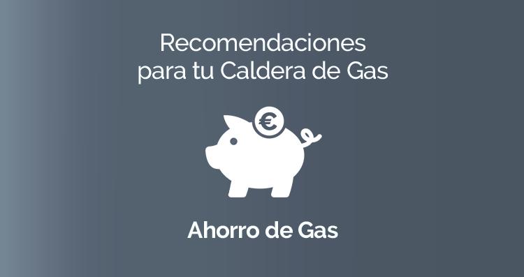 Recomendaciones para tu Caldera de Gas: Ahorro de Gas