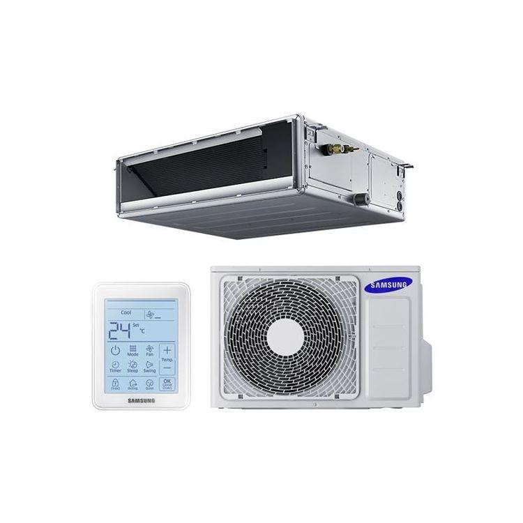 Conjunto AC052MXADKH/EU + AC052MNMDKH/EU + MWR-VH00- Aire acondicionado Conductos Samsung