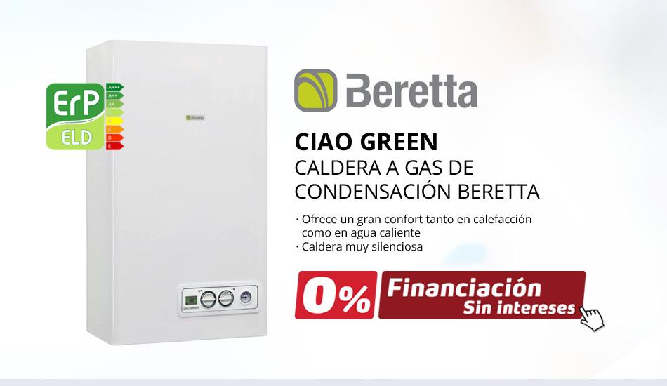 Caldera a Gas de Condensación BERETTA CIAO GREEN CSI