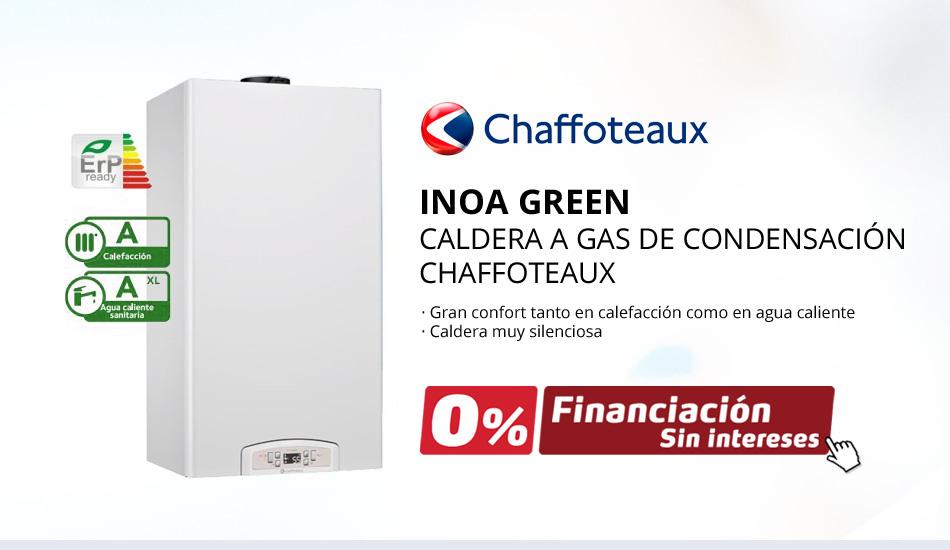 Caldera de gas CHAFFOTEAUX INOA GREEN