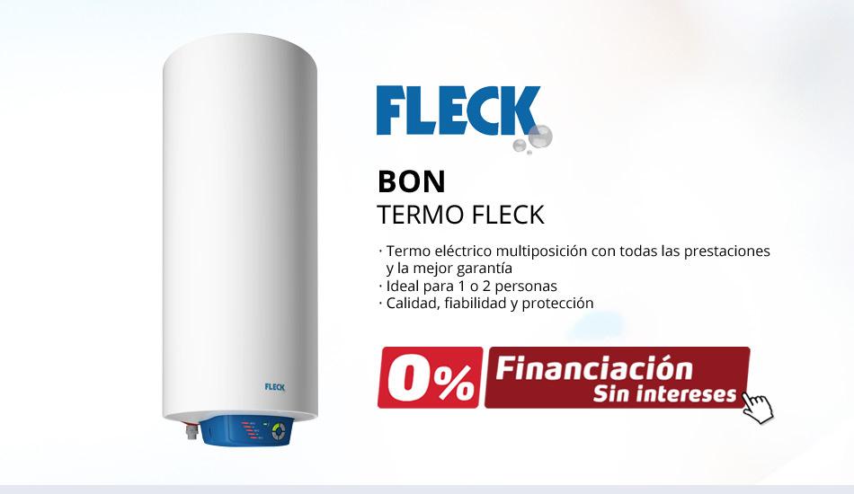Nuevos Termos Eléctricos FLECK BON