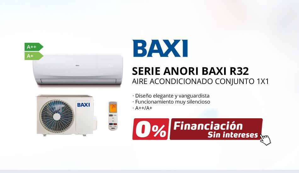 Aire Acondicionado Split BAXI Serie ANORI